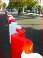 Balisage routier  provisoire