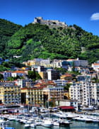 Ballade en Baie d'Amalfi - Le Port.
