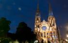 Ballade nocturne à Chartres ...