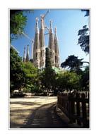 Barcelone, la sagrada familia