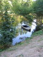 Barque sur la Creuse