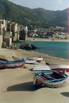 Barques en Sicile