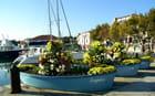 Barques fleuries de Martigues