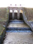 Barrage à Cercey