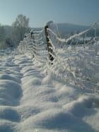 Barrière de neige