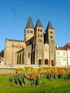 Basilique du Sacré-Coeur en fleurs