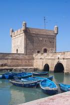 Bastion du port