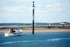 bateau sur le Bassin d'Arcachon