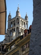 Beffroi de la Cathédrale de Lausanne