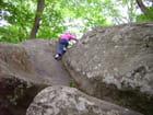 Belle grimpette