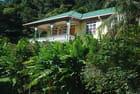 belle maison de la Dominique