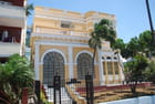 belle maison moderne de La Havane