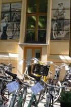 Berlin et ses vélos