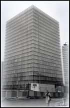 Bibliothèque F. MITTERRAND (mars 2001)