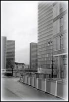 Biblothèque F. MITTERRAND (mars 2001)