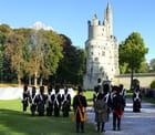 Bicentenaire Napoléon 1er et Marie-Louise : du haut de ce donjon le Moyen-Âge vous contemple