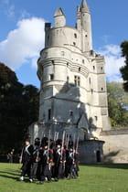 Bicentenaire Napoléon 1er et Marie-Louise : la garde devant Septmonts
