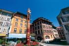 Biel/Bienne dans le canton de Berne.