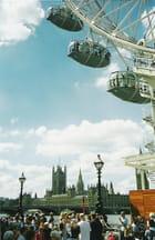 Big ben, parlement & london eye