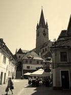 Biserica evanghelica / Evangelische Kirche