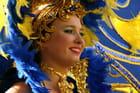 Bleu et or