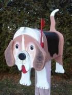Boite aux lettres Beagle