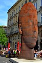 Bordeaux - Sanna, sculpture de Plensa