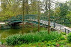 Bordeaux - Passerelle du Jardin public