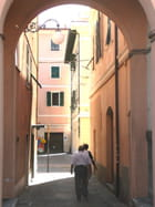 Bordighera en Italie