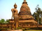 Bouddha qui marche