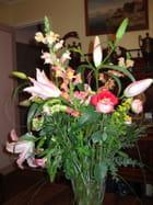 Bouquet Palette