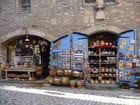 Boutique aux Baux de Provence.
