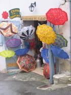 Boutique de parapluies