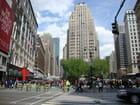 Broadway , Sixth Avenue, New York