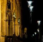 Bruges le soir