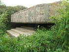 Bunker au domaine Cazin
