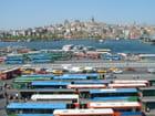 Bus et tour de gallata à istanbul