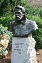 Buste de Tchekhov