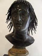 Buste en bronze