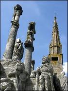 Calvaire de la Chapelle Notre-Dame-de-Tronoën