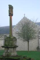 Calvaire typique breton