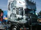 Camion decore 38