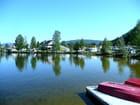 camping au bord du fjord d'evje