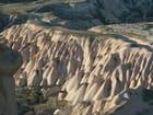 Cappadoce : drapés de pierres