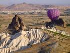 Cappadoce vue de ballon