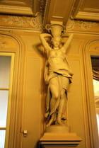 cariatide du Palais Youssoupov