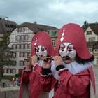 Carnaval de Basel, Suisse.