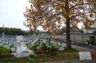 Carré militaire des soldats morts pour la France