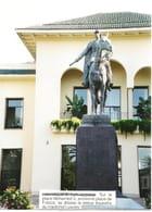 Casablanca - Statue du Maréchal Lyautey