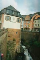Cascade de Saarburg